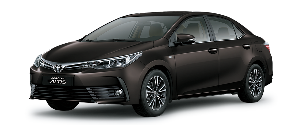 Corolla Altis 2.0V Luxury (CVT-i)
