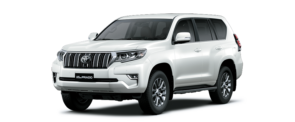 Land Cruiser Prado New 2019