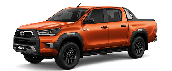 Hilux 2019 All New